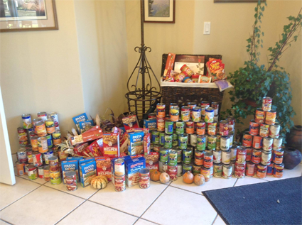 Food Drive Supporter